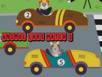 Animal Cars Match 3