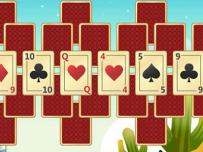 Card Mania Golf Solitaire
