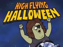 Flying Halloween