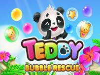 Teddy Bubble Rescue