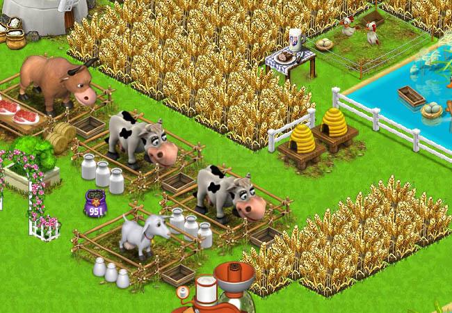 Spiele Dorfleben