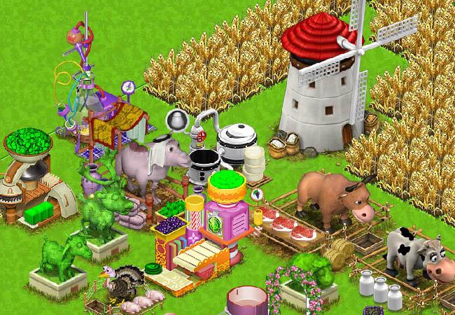Dorfleben Spiel