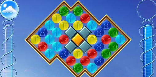 Spiel Steine Verschieben