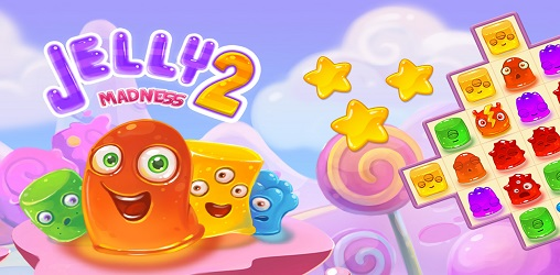 Jelly 2 Madness