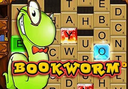 Bookworm Spiel
