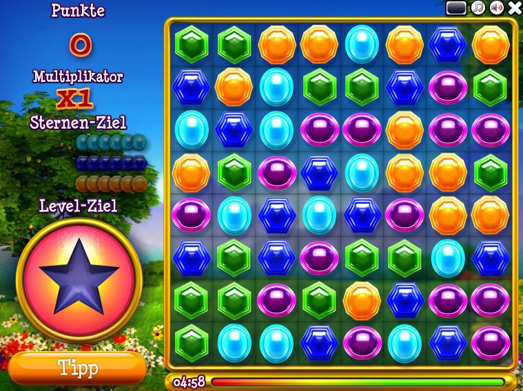 Pure Jewels Slot - Spielen Sie dieses Casino-Spiel gratis online