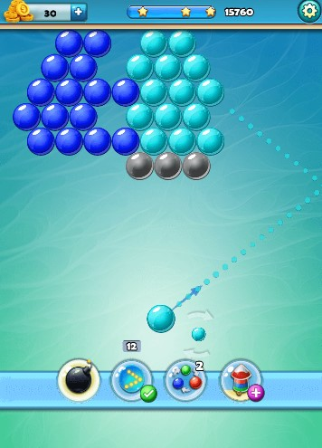 Bubble Shooter Mit Highscore
