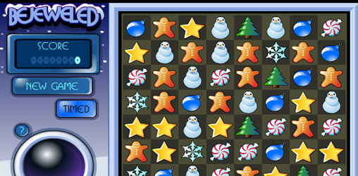 Bejeweled Holiday