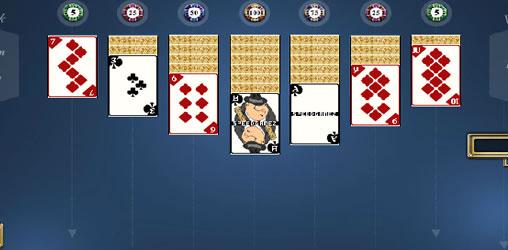 vegas solitaire kostenlos spielen