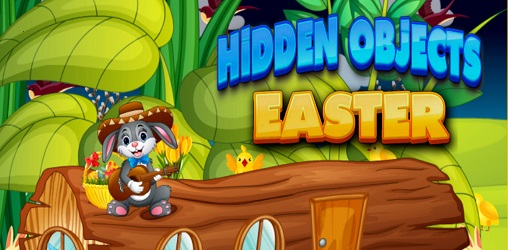 Hidden Object Easter