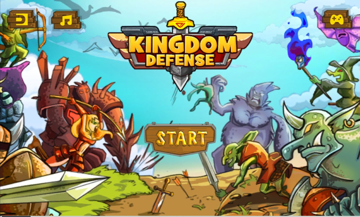 Tower Defense Spielen