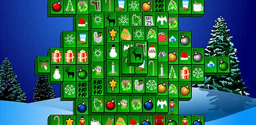 christmas tiles mahjong kostenlose spiele jetzt. Black Bedroom Furniture Sets. Home Design Ideas