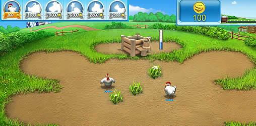 Farm Frenzy Spiele