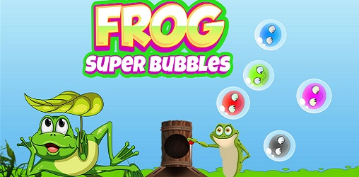 Frog Super Bubbles
