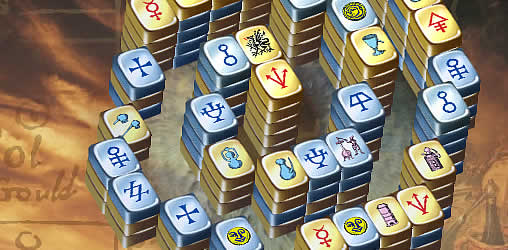 Mahjong Alchemy Spielen