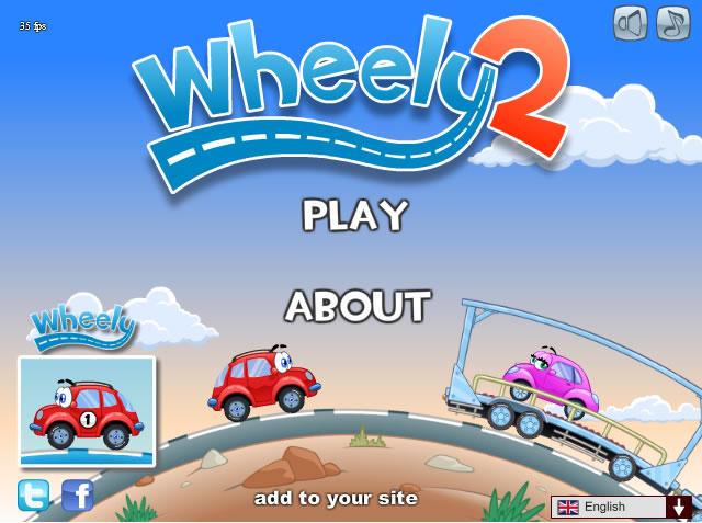 Wheely Spiele