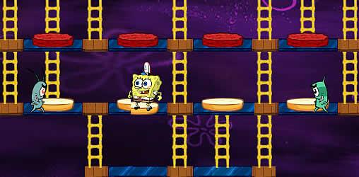 Spongebob Burger - Jump und Run - Jump - Kostenlose Spiele jetzt ...
