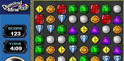 Kostenlose Diamant Spiele
