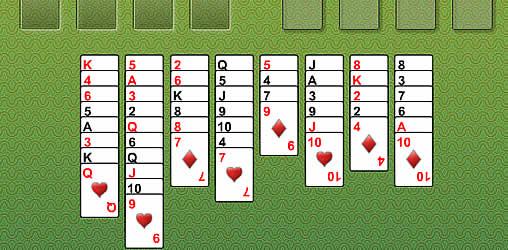 Solitär Spielen Mit Karten