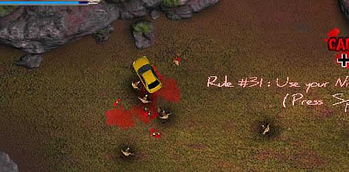 Auto Zombie Spiele