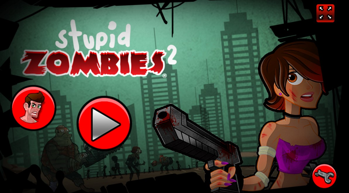 Zombies Abschießen